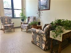 Sitting Area near Service Coordinator Office